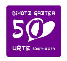 50urte Logo